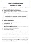 SABER-leaders-student-booklet - Redcliffe State High School - Page 4