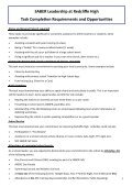 SABER-leaders-student-booklet - Redcliffe State High School - Page 5