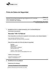 Ficha de Datos de Seguridad - BASF Packaging Portal