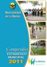 Compendio Estadístico Municipal 2011 - Municipalidad de La Molina