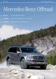 Reisen - Mercedes-Benz Offroad