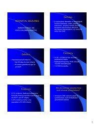 Neonatal Seizures - Advocate Health Care