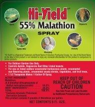 Label 32027 55 Malathion Spray Approved 2-27-13 (279 ... - Fertilome