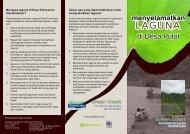 Menyelamatkan Laguna di Desa Pulot - Wetlands International