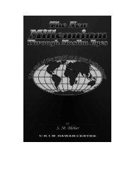New Millennium Through Muslim Eyes - Teachislam.com