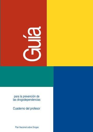 formato PDF - Plan Nacional sobre drogas