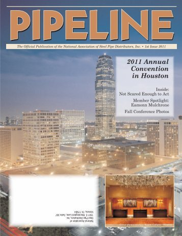 2011 Annual Convention in Houston - NASPD