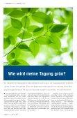 ManagerSeminare - Wie wird meine Tagung grün? - Mit ... - Page 2