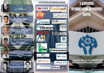 ll CONGRESO INTERNACIONAL DE PRÓTESIS ... - Zirkonzahn