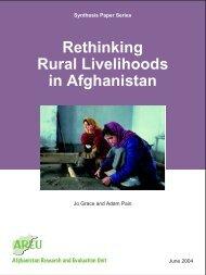 Rethinking Rural Livelihoods in Afghanistan 2004.pdf