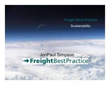 Freight Best Practice