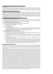 INFORMATIVA AI SENSI DELL'ART. 13 DEL D.LGS. 196 ... - Inter