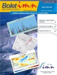Comentario meteorológico de Julio de 2008 - Instituto ...