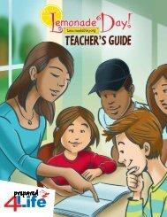 How to Use tHe teacHer's GUide - Seton Catholic School