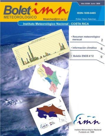 boletin del enos2,3 - Instituto Meteorológico Nacional