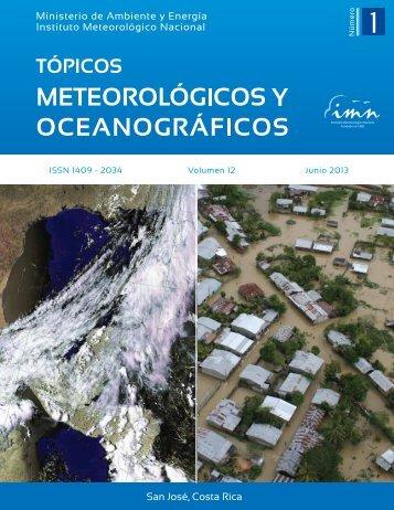 Edición Junio 2013 - Instituto Meteorológico Nacional