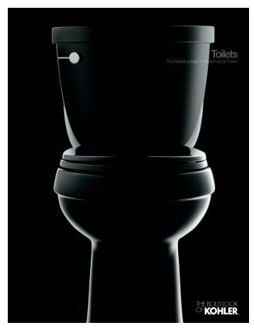 Toilets - me.KOHLER.com