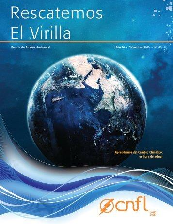 Una iniciativa de responsabilidad ambiental ante el cambio climático