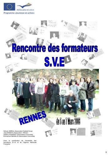 Compte rendu de Rennes 2008-2 - Injep