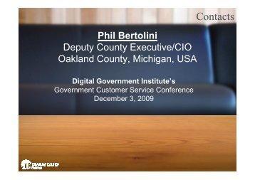 Phil Bertolini_FOR WEB - Digital Government Institute