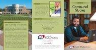 Center Brochure - University Of Southern Indiana