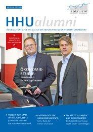 3. Alumni-Newsletter der Medizinischen Fakultät