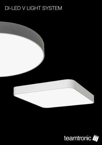 DI-LED V LIght systEm  - Teamtronic