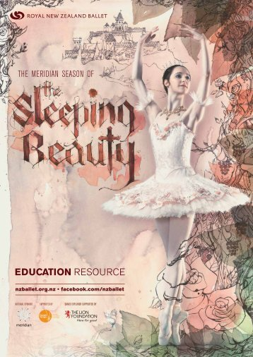 EDUCATION RESOURCE - Royal New Zealand Ballet