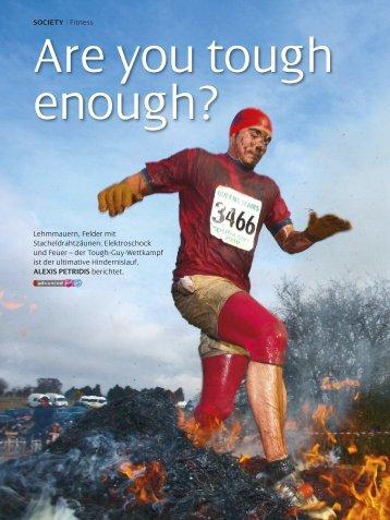 Are you tough enough? - Spotlight Online