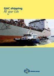 Shipping - GAC