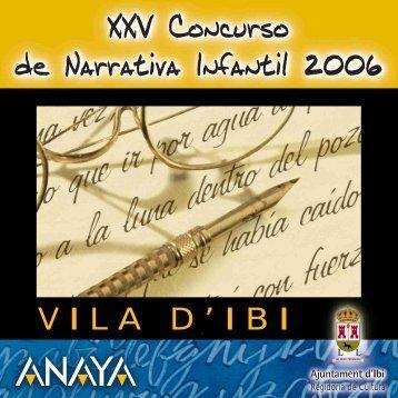 VILA D'IBI - Anaya Infantil y Juvenil