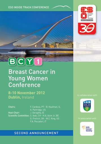 8-10 November 2012 Dublin - OECI