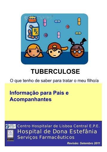 TUBERCULOSE - Centro Hospitalar de Lisboa Central