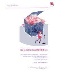 Die fabelhaften Millibillies - GRIPS Theater