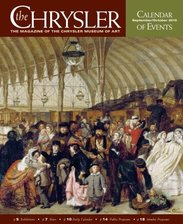 View PDF - Chrysler Museum of Art