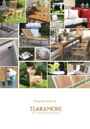 Untitled - Teak and More