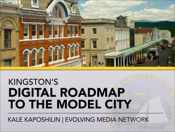 KINGSTON'S - City of Kingston
