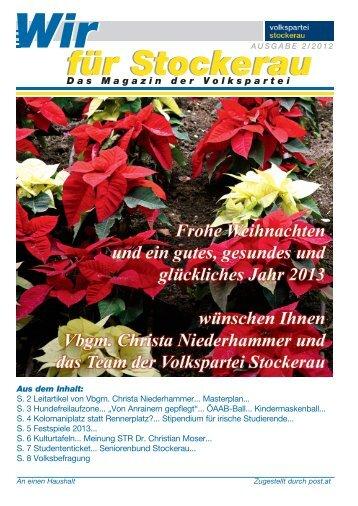 4366_Oevp Zeitung_2-12_RZ.indd - Der City Ring Stockerau