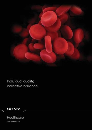 Individual quality, collective brilliance. - ELVIA Medical