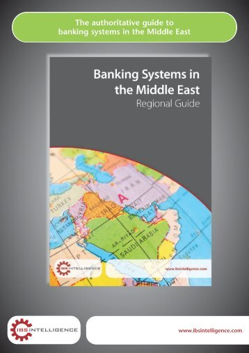 The authoritative guide to banking systems in the ... - IBS Intelligence.