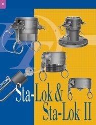 PT Coupling Sta-Lok Cam & Groove - national petroleum equipment