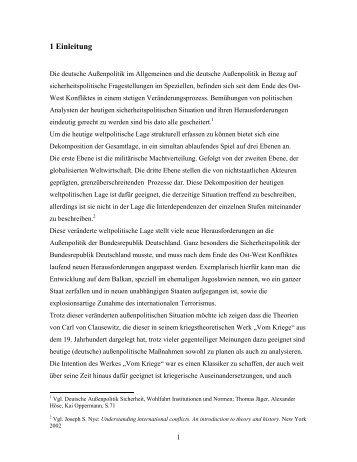 Die Wissenschaftliche Hausarbeit Lehrstuhl Fã¼r Neuere Geschichte I