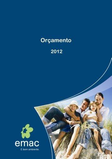 Orçamento | 2012 - Câmara Municipal de Cascais