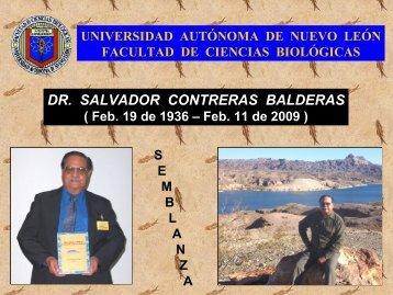 PDF 9.3Mb - Facultad de Ciencias Biológicas UANL - Universidad ...