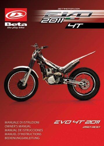 Manuell '11 [de] - Betamotor