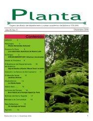 Planta - Facultad de Ciencias Biológicas UANL