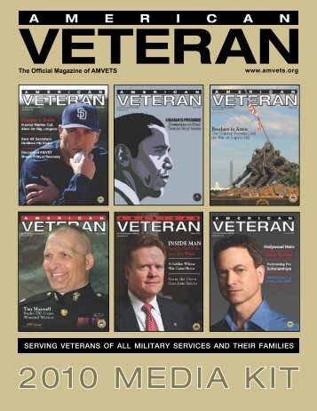 2010 MEDIA KIT - AmVets