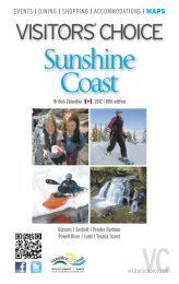 Visitors' Choice Sunshine Coast 2012 eBook