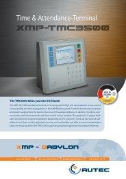 XMP-TMC3500 Flyer - AUTEC Gesellschaft für Automationstechnik ...