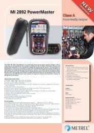 MI 2892 PowerMaster